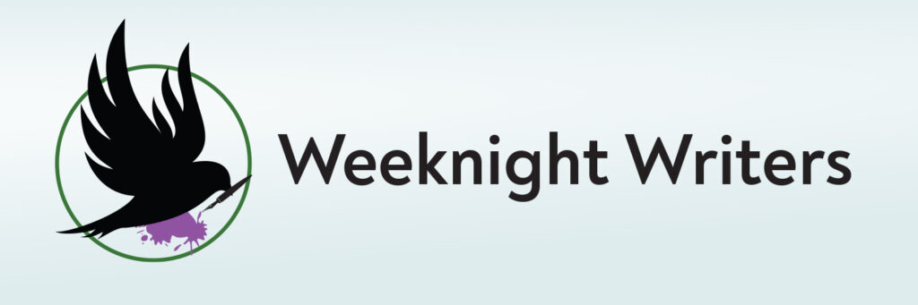 Weeknight Writers Banner with Logo